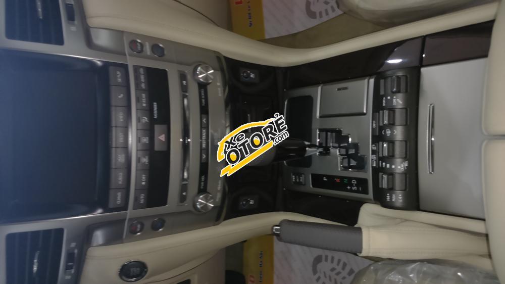 Bán Lexus LX 570 đời 2016, màu trắng, xe nhập, giá cực tốt