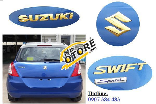 Bán Suzuki Swift sản xuất 2016 giao xe ngay đủ màu, khuyến mãi 30tr trong tháng 7
