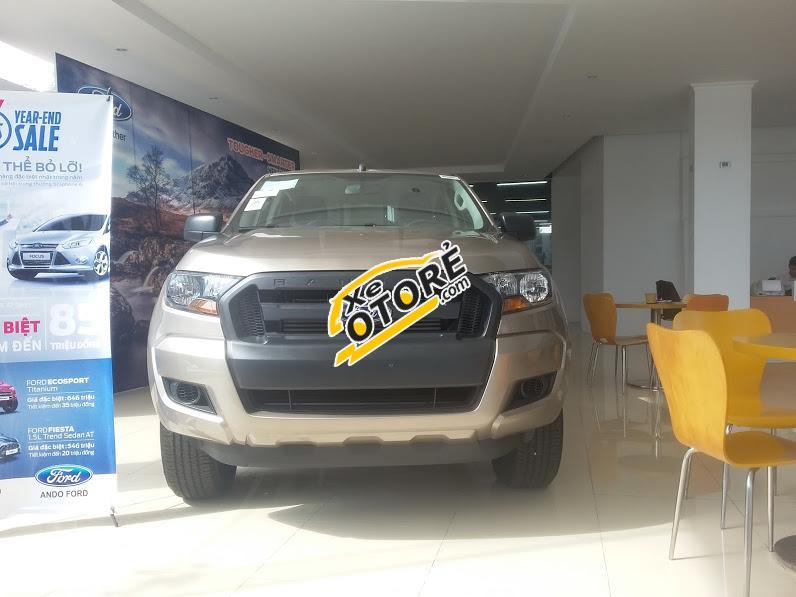 Bán ô tô Ford Ranger XL 4x4 MT đời 2016, xe nhập, hỗ trợ mua trả góp