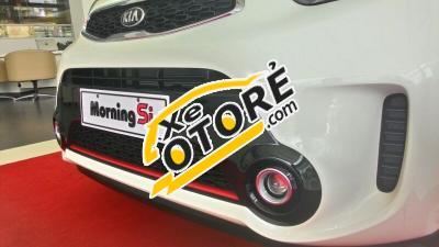 Bán xe Kia Morning - ô tô Phú Yên hỗ trợ trả góp tới 80% giá trị xe, lãi suất hấp dẫn