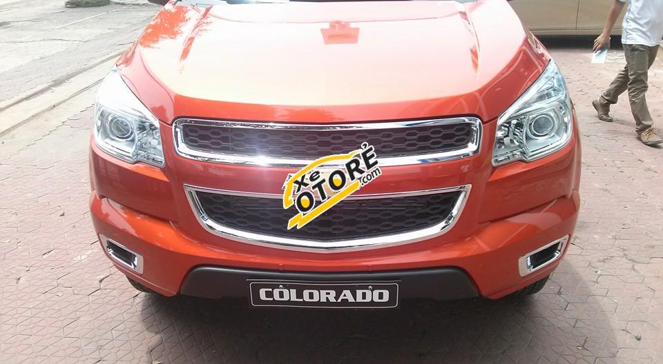 Bán Chevrolet Colorado High Country 2.8 giảm ngay 90tr - hỗ trợ trả góp 90% - 0906 63 42 63