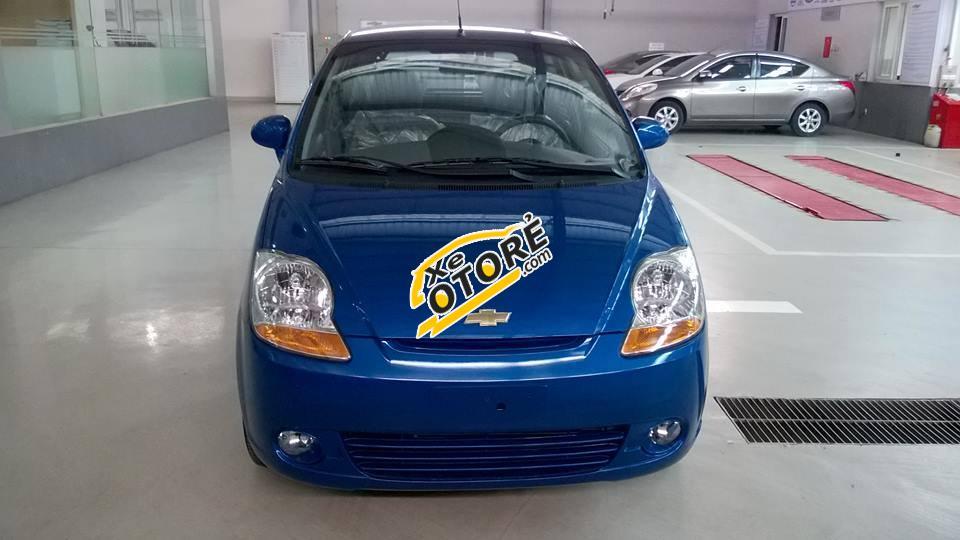 Chevrolet Spark chính hãng giá tốt tại đại lý Chevrolet Giải Phóng