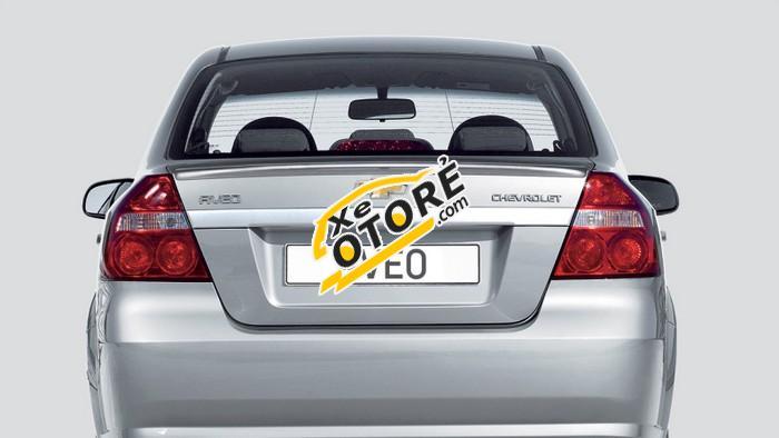 Bán Chevrolet Aveo LTZ đời 2018, giá tốt nhất hệ thống đại lý, hỗ trợ vay lãi suất thấp