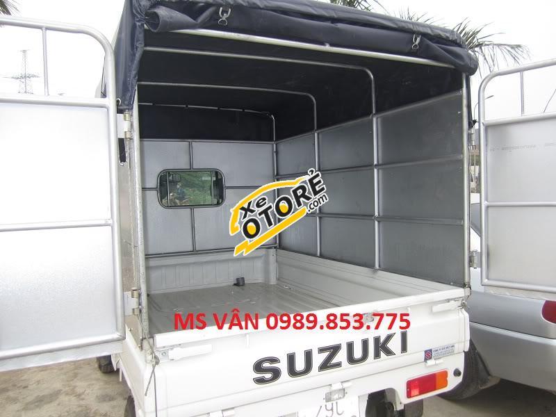 Cần bán Suzuki Super Carry Truck đời 2016, màu trắng, giá chỉ 230 triệu