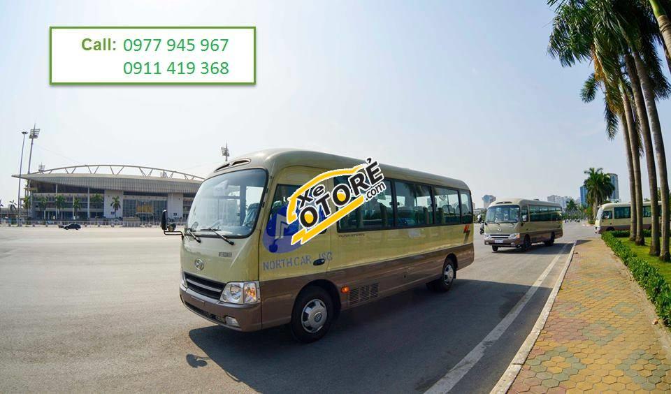 Cần bán Hyundai County CKD đời 2015, xe đẹp chất lượng