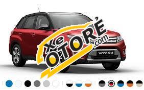 Bán xe Suzuki Vitara đời 2015, màu đỏ, nhập khẩu nguyên chiếc, 719 triệu