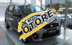 Bán Suzuki Ertiga 2016, màu bạc, nhập khẩu nguyên chiếc, 590tr