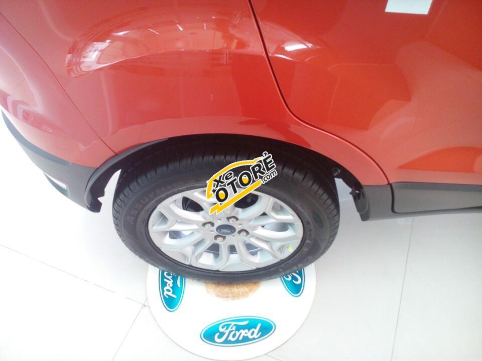 Bán Ford EcoSport Titanium đời 2016, màu đỏ cam, giá hâp dẫn tháng 7. Gọi ngay 0945103989 nhận giá tốt nhất