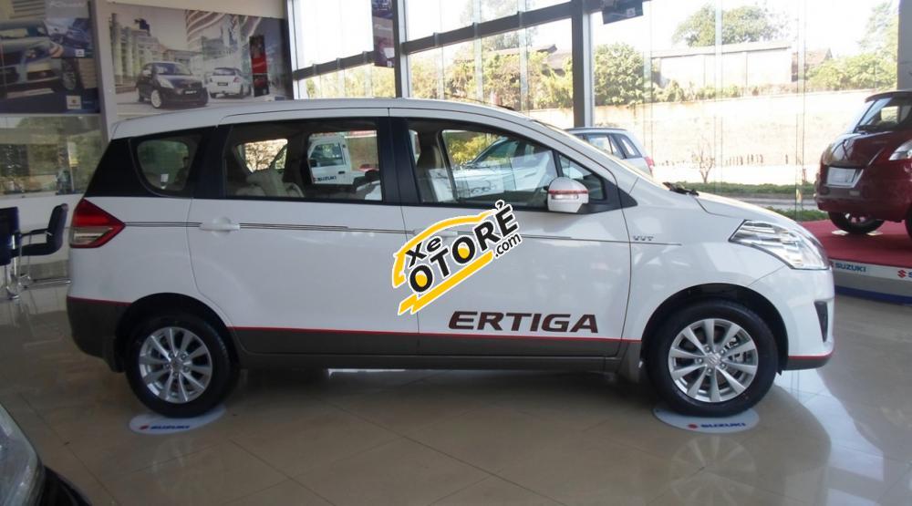 Xe nhập khẩu 7 chỗ Suzuki Ertiga dành cho gia đình