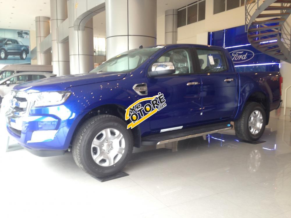 Ford Ranger XLT 4x4 MT đời 2016, nhập khẩu, giá bán có thương lượng
