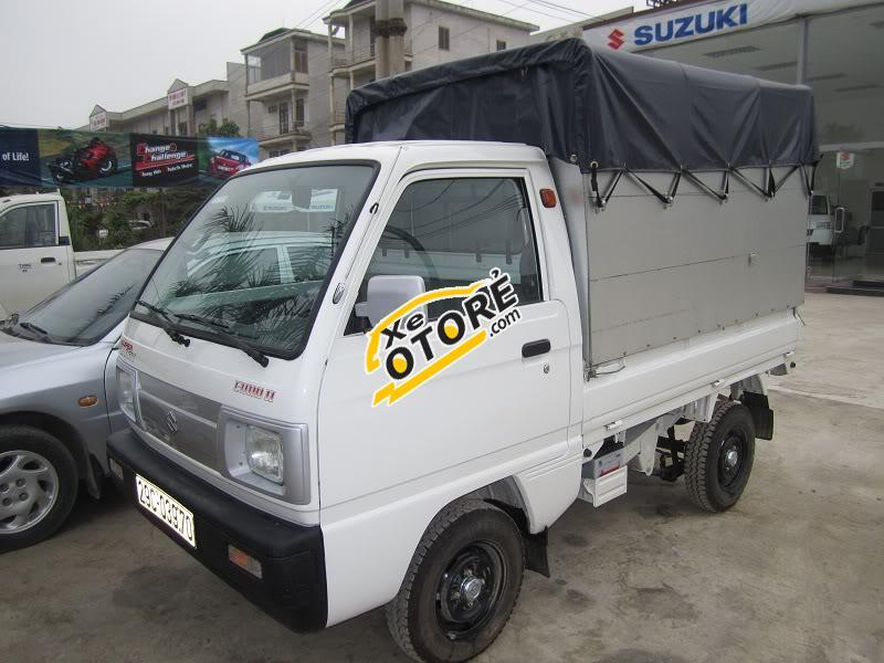 Bán Suzuki Super Carry Truck đời 2016, màu trắng, 217tr