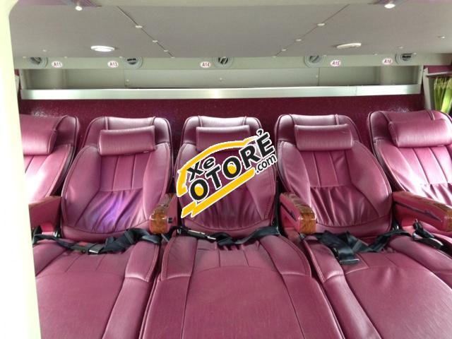 Chuyên bán xe khách 47 ghế và xe giường nằm cao cấp