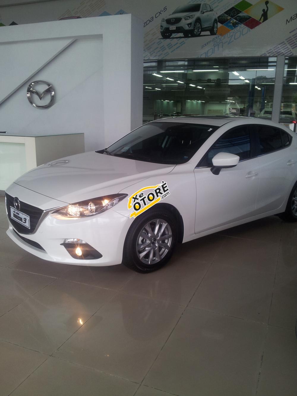 Mazda 3 All New 1.5 Sedan chính hãng 2016 giá tốt nhất Hà Nội