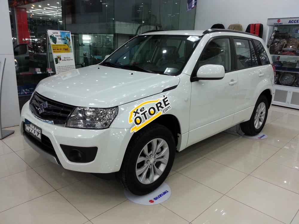 Bán xe Suzuki Grand Vitara 2016, nhập khẩu. Giao ngay
