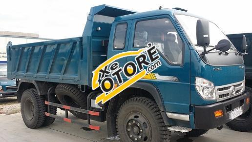 Giá mua bán xe ben 8 tấn FLD800C 6,4m3, xe ben 8 tấn Trường Hải mới (có trả góp) nhanh tay liên hệ