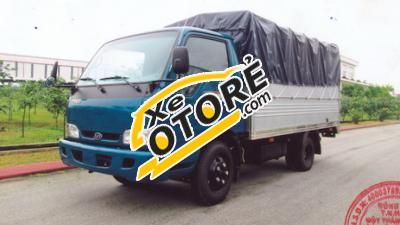 Cần bán xe Kia K165 S 2015, màu xanh lam