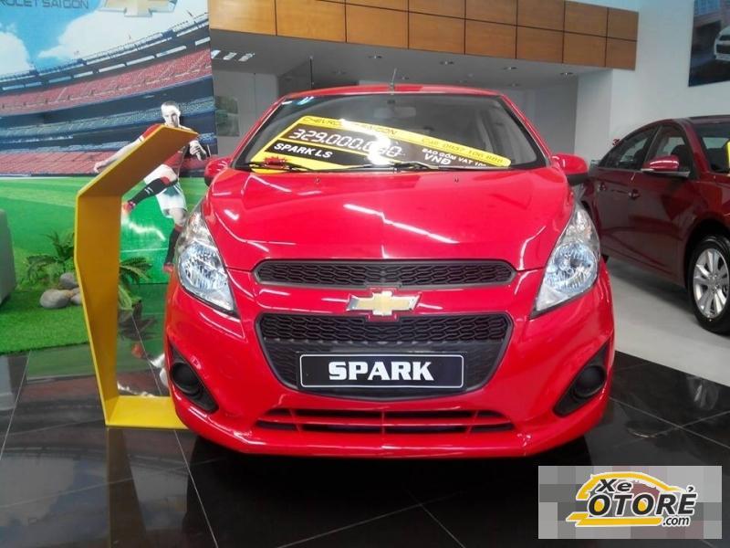 Chevrolet Spark 1.0LS 2016