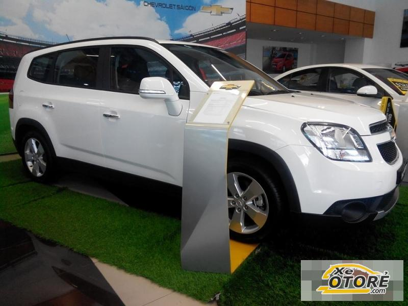 Xe 7 chỗ Chevrolet Orlando 1.8LTZ NEW giá chỉ 699tr