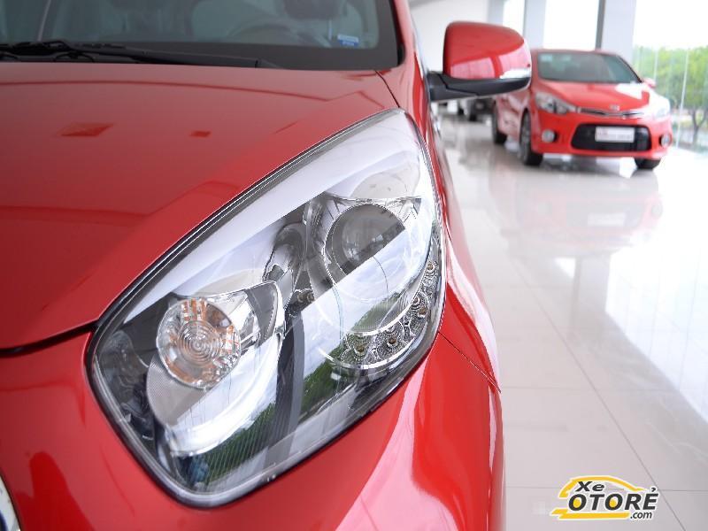 Cần bán Kia Morning đời 2016, màu đỏ giá cạnh tranh