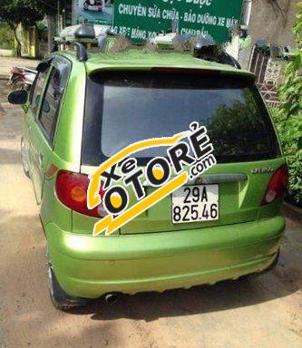 Tôi cần bán gấp Daewoo Matiz MT đời 2004 số sàn, 95 triệu