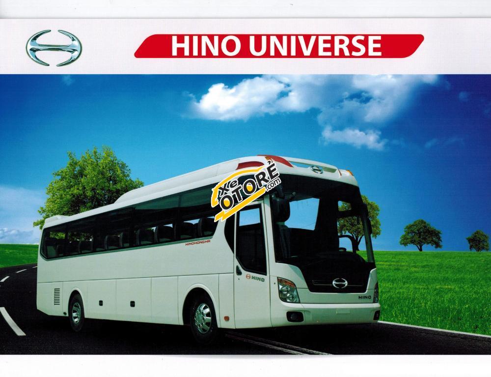 Bán xe Hino Universe (47 chỗ) đời 2015