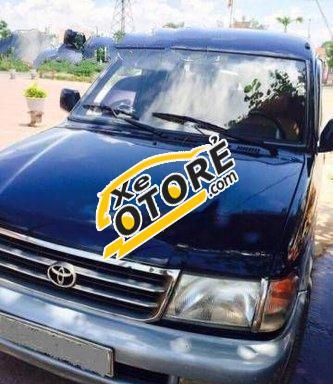 Tôi cần bán xe Toyota Zace MT đời 2001 số sàn