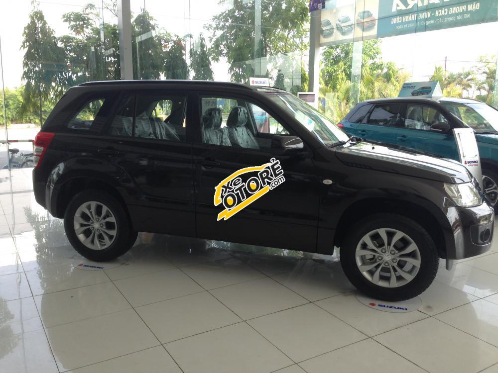 Bán ô tô Suzuki Grand vitara đời 2016, màu nâu, nhập khẩu nguyên chiếc, giá chỉ 869 triệu