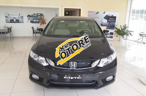 Cần bán Honda Civic 1.8 đời 2016, màu đen