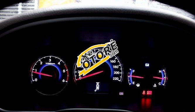 Anycar Vietnam cần bán xe Hyundai Santa Fe SLX 2.0AT đời 2009, màu đen số tự động