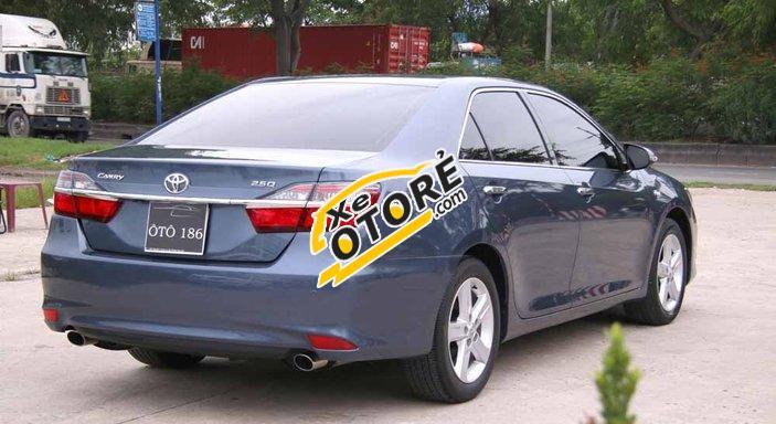 Salon Ô Tô 186 cần bán xe Toyota Camry 2.5Q năm 2015, nhập khẩu chính hãng