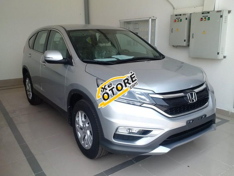 Bán xe Honda CRV 2.0 mới 100%, khuyến mãi hấp dẫn, giao xe ngay