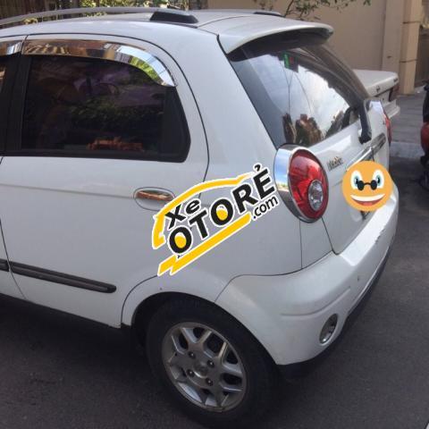 Cần bán gấp Daewoo Matiz đời 2009, màu trắng, nhập khẩu