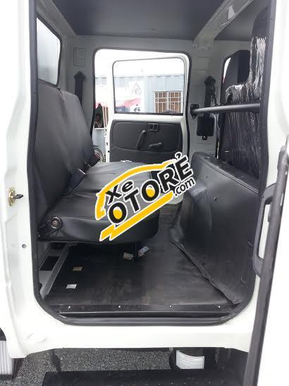 Bán xe Veam VT158 thùng mui kín đời 2016, màu trắng, giá 451tr