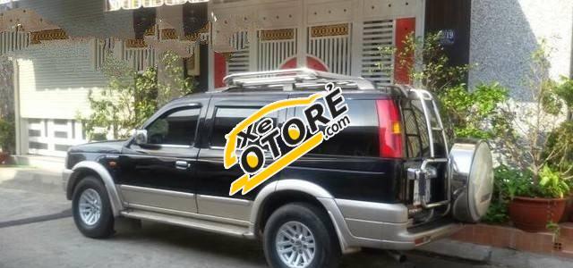 Tôi cần bán gấp Ford Everest MT 2006, màu đen số sàn giá cạnh tranh
