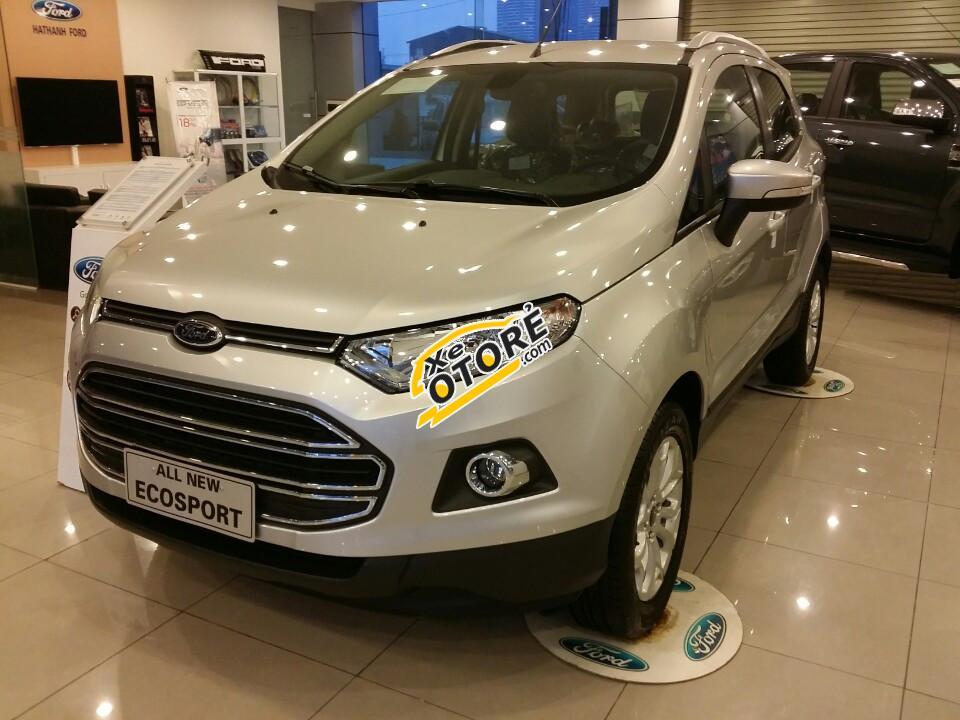 Xe đẹp, xe hot - Ford Ecosport Trend MT. Liên hệ 0918100891