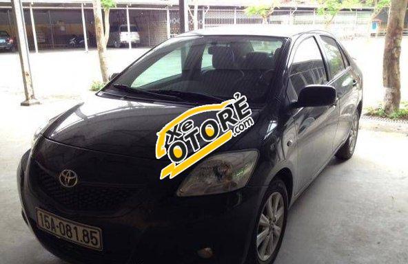 Em có xe Toyota Yaris AT đời 2010, màu đen số tự động giá cạnh tranh cần bán
