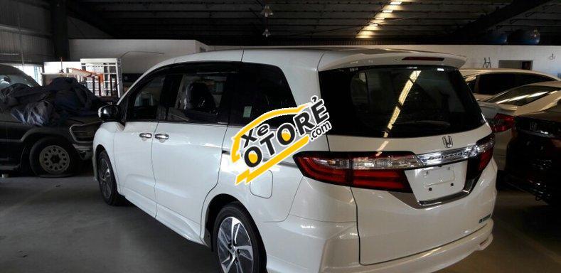 Honda Ôtô Đà Nẵng cần bán xe Honda Odyssey 2.4 đời 2016, màu trắng, nhập khẩu chính hãng