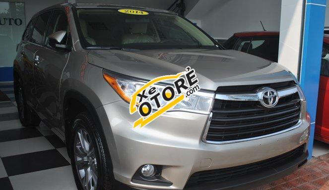 Salon cần bán xe Toyota Highlander LE AW AT đời 2016, nhập khẩu