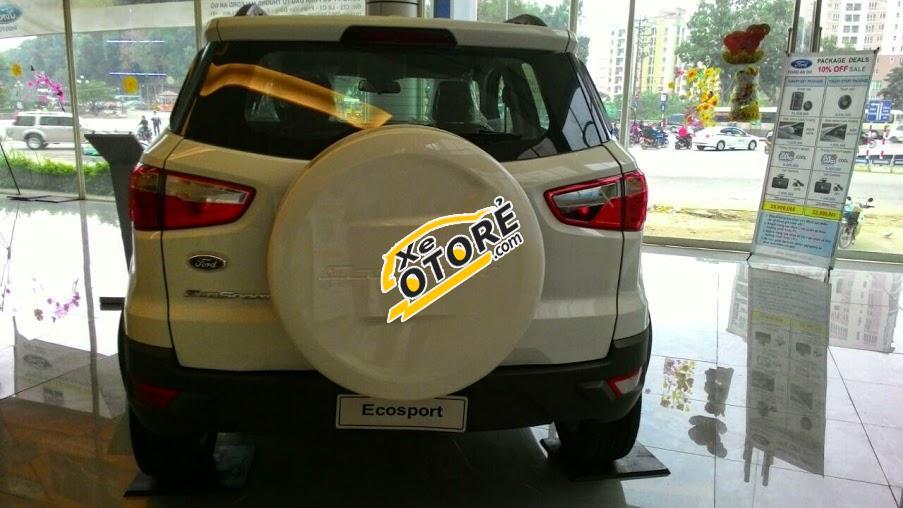 Ford Ecosport Titanium model 2017, hỗ trợ trả góp ngân hàng 80% thủ tục nhanh gọn