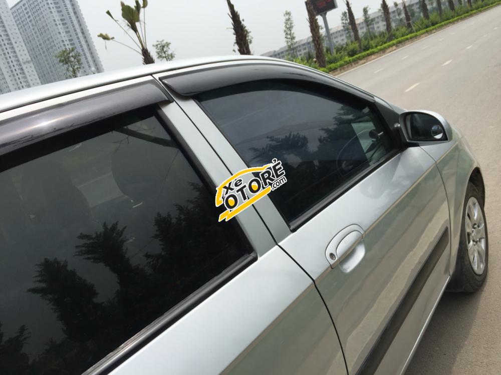 Bán xe Hyundai Getz đời 2008, màu bạc, nhập khẩu