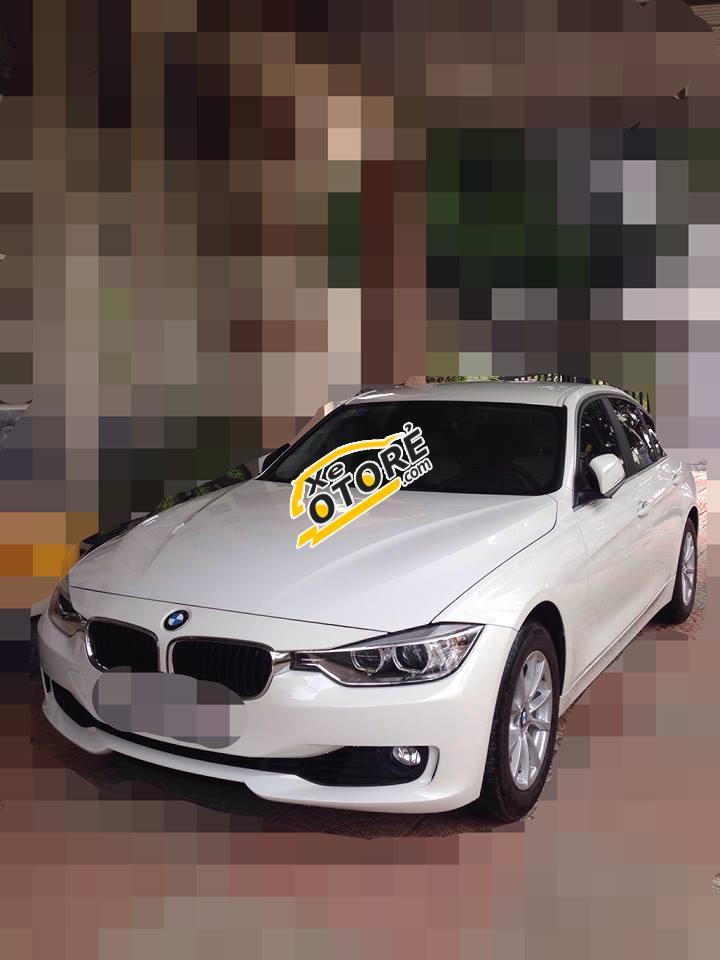 Bán BMW 3 Series 320i 2014, màu trắng, nhập khẩu nguyên chiếc