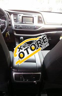 HC Auto bán ô tô Toyota Highlander đời 2016, màu vàng, nhập khẩu chính hãng