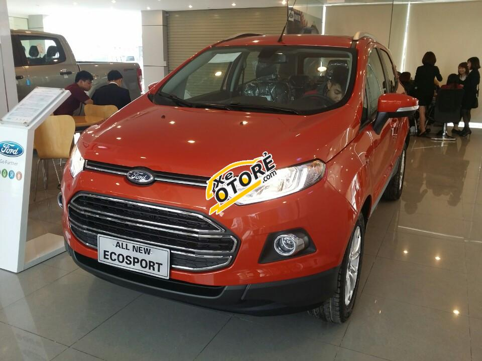 Cần bán xe Ford EcoSport 2015, liên hệ TVBH: Vũ Bình - 0918100891