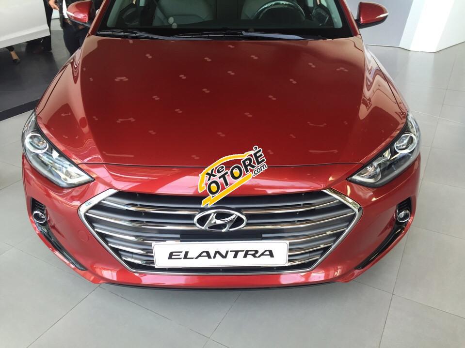 Hyundai Elantra 2017 mới, giá khuyến mãi tại Hyundai Bà Rịa Vũng Tàu 0938083204