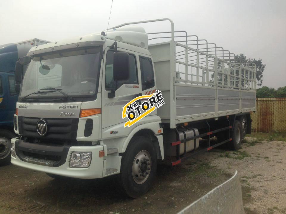Bán xe tải 3 chân 15 tấn - giá rẻ nhất Thaco Auman tại Bà Rịa Vũng Tàu - 0938 699 913