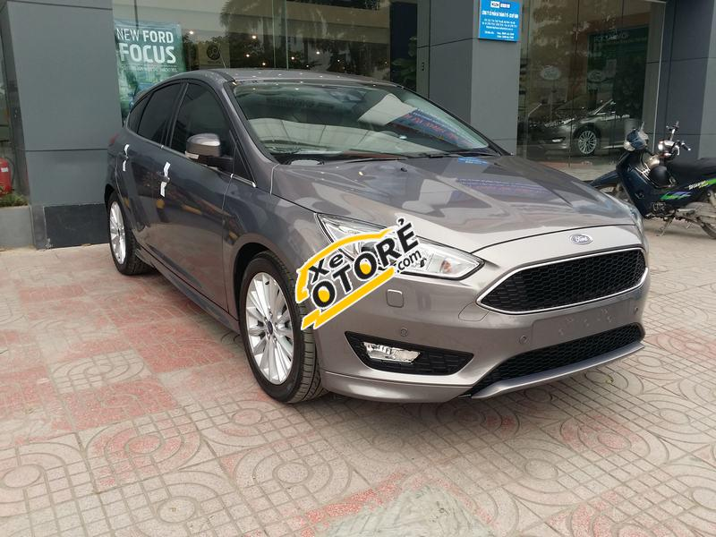 Bán ô tô Ford Focus 1.5L Ecoboost năm 2015