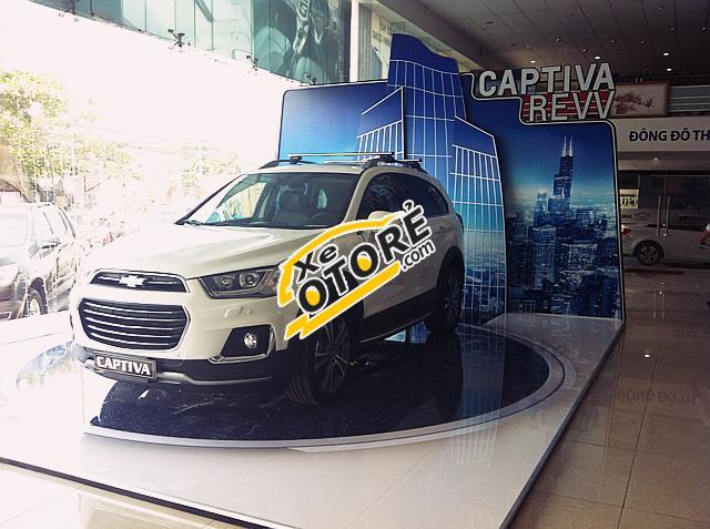 Giá xe Chevrolet Captiva Revv 2016 tốt nhất thị trường, hỗ trợ ngân hàng lên đến 85% giá trị xe