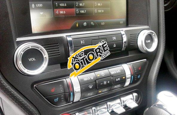 HC Auto bán Ford Mustang Ecoboost 2.3 đời 2015, màu đỏ, nhập khẩu chính hãng