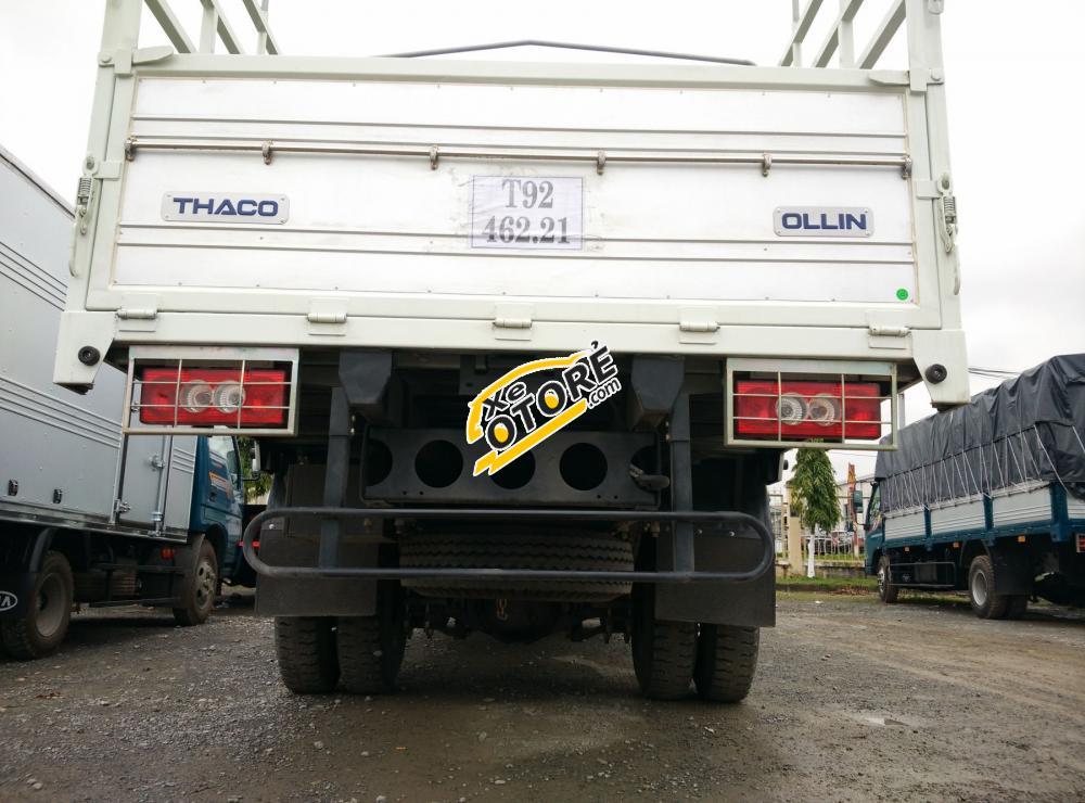 Chỉ với 150 triệu, sở hữu ngay xe tải Thaco Ollin 700B, tải trọng 7 tấn, hỗ trợ vay ngân hàng - thủ tục nhanh gọn