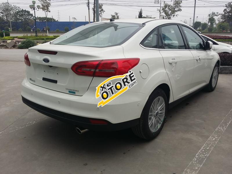 Bán ô tô Ford Focus 1.5L Ecoboost sản xuất 2015, 770 triệu